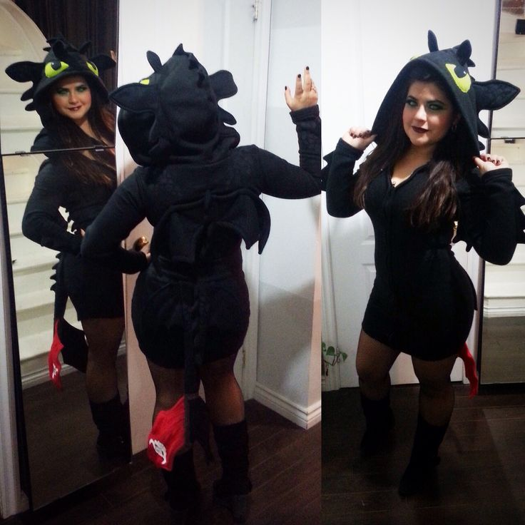 how to train your dragon toothless baby costume 5
