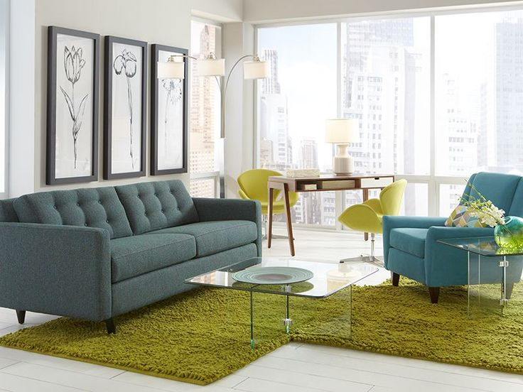 Mid Century Class And Style Combine With Comfort And Function To Create The  Stunning Darby
