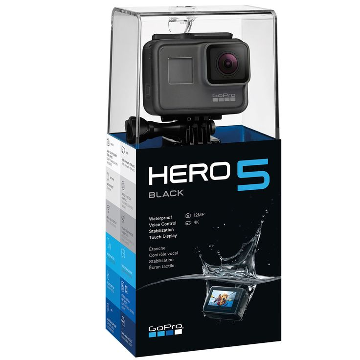 Gopro GoPro HERO5 Black Camera  #CyclingBargains #DealFinder #Bike #BikeBargains #Fitness Visit our web site to find the best Cycling Bargains from over 450,000 searchable products from all the top Stores, we are also on Facebook, Twitter & have an App on the Google Android, Apple & Amazon.