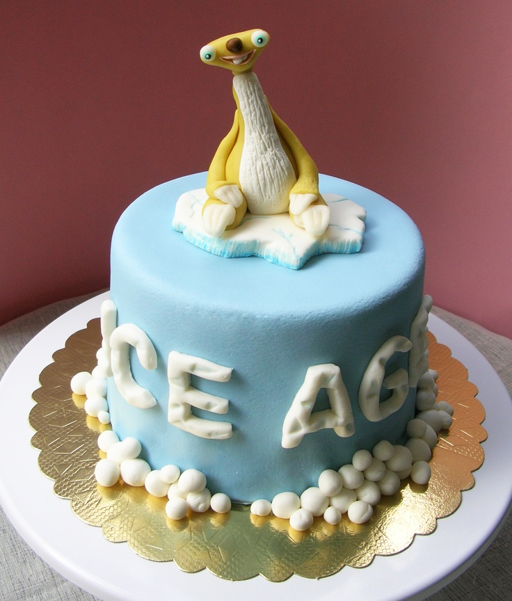 33 Best Images About Ice Age Theme Party On Pinterest