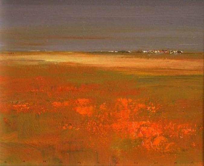 painting by Jan Groenhart