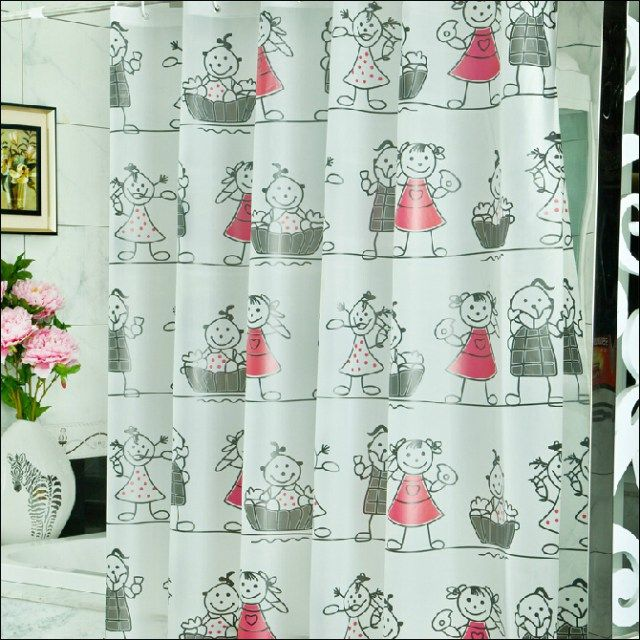 31 Perfect Kids Shower Curtains Ideas