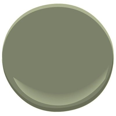 BenMoore Galapagos Green 475, paint a hutch this color!