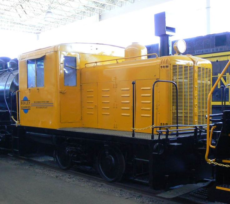 Virginia Transportation Museum in Roanoke