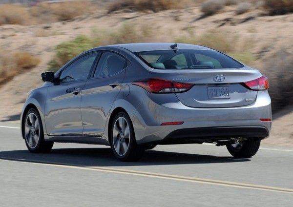 2014 Hyundai Elantra Sedan Silver Wallpaper 600x424 2014 Hyundai Elantra Sedan Reviews and Design