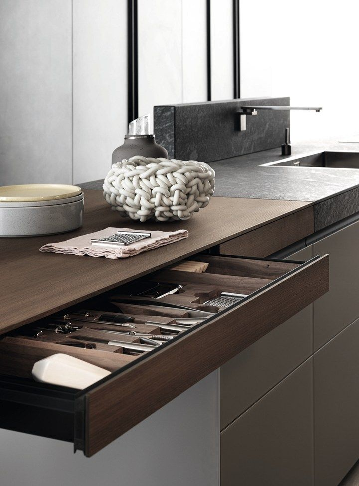 Genius Loci. The place for customization @valcucine