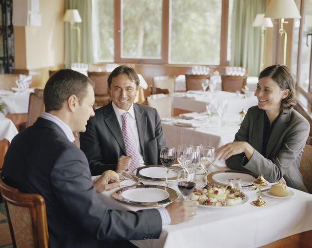 Basic Table Manners Etiquette DinnerDining
