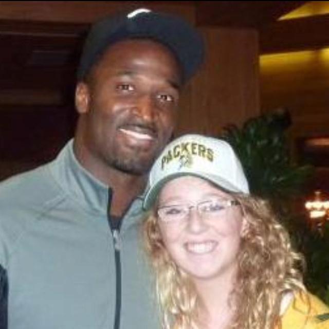 James Jones Green Bay Packers!!