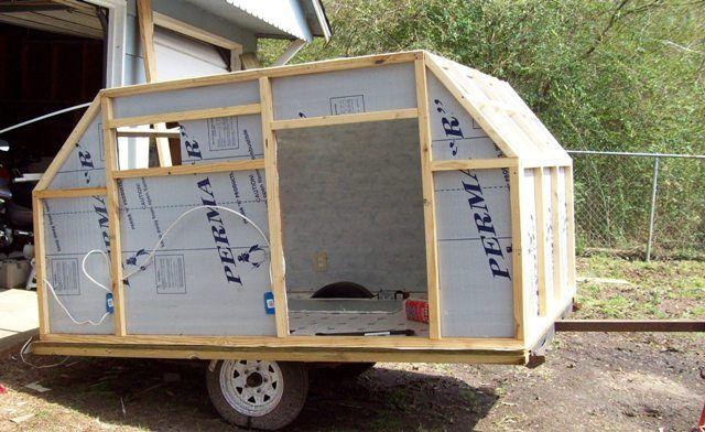 Geno's Homemade Camper