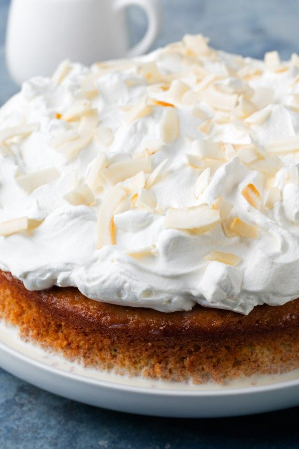 So Cremig Wie Kein Anderer Kuchen Tres Leches Rezept Kuchen Und Torten Rezepte Einfacher Nachtisch Leckereien