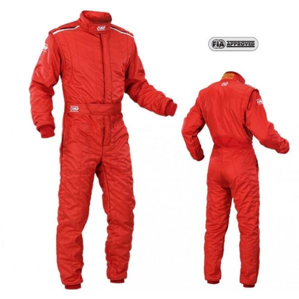 OMP Bolt Race Suit