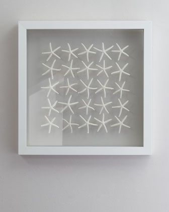 Skinny Starfish Wall Decor by Karen Robertson Collection at Horchow.