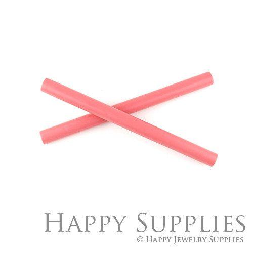 2pcs Pink Glue Gun Sealing Wax Stick for by HappyJewelrySupplies