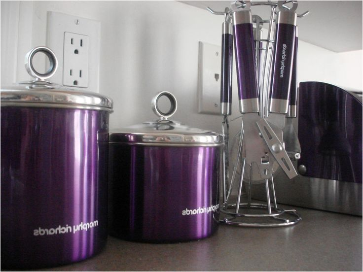 Best 25+ Purple Kitchen Accessories Ideas On Pinterest | Purple