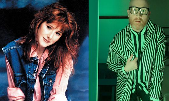 """Logan Lynn and Jay Mohr Collaborating with 80s Pop Icon Tiffany, The Dandy Warhols, Jarryd James and Others on New Album, """"My Movie Star"""""""