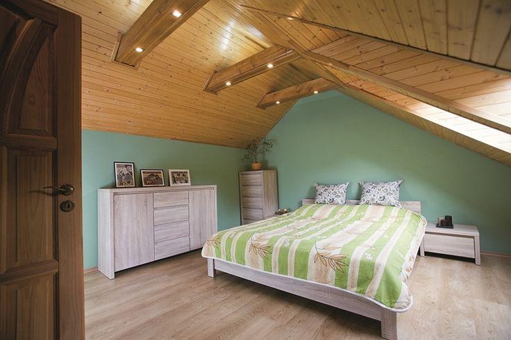 Bytový dizajn dokáže vytvoriť príjemné prostredie aj zo starého domu #design #architecture #interiordesign #home