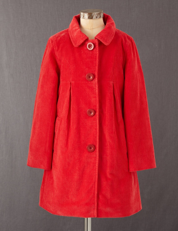 Fun Cord Coat: Boden Coats, Cords Coats, Kids Style, Fun Cords, Red Miniboden, Minis Boden, 2014 Minis, Boden Usa, Kids Clothing