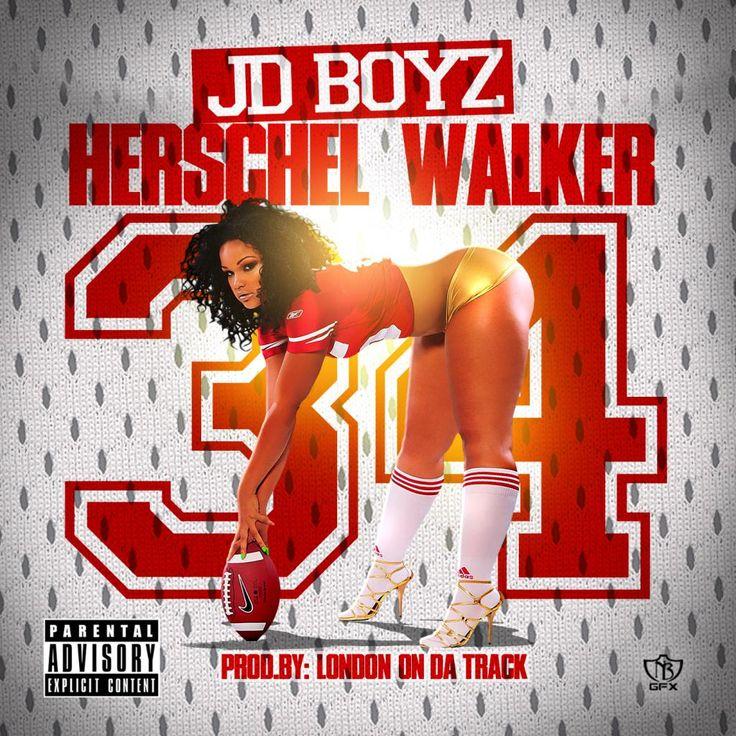 """JD BOYZ """"Herschel Walker"""" (prod. by London on da Track) **New South HEAT** #newmusic"""
