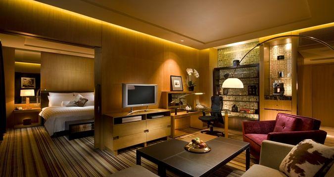 Hilton Beijing hotel - Deluxe Suite