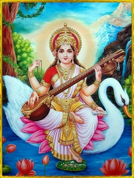 Godess Saroswati