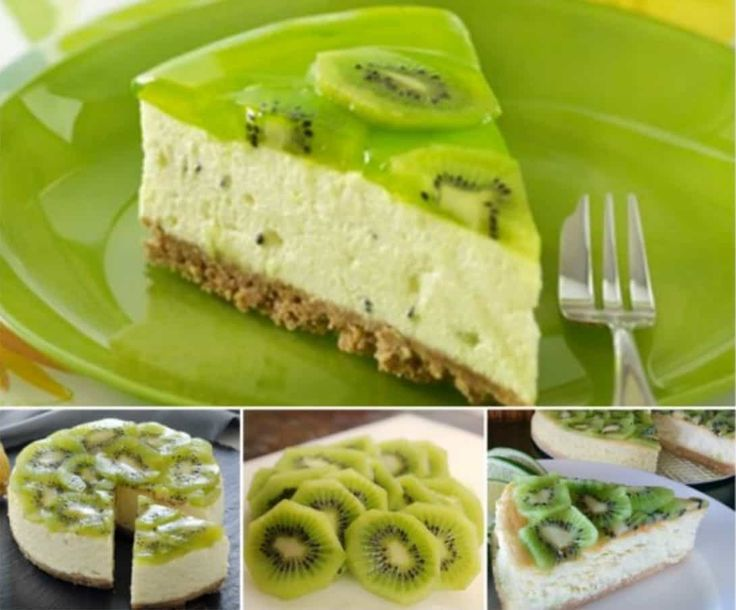 This No Bake Kiwi Cheesecake Recipe is a knockout and it's quick and delicious. You are going to love this old time favourite.