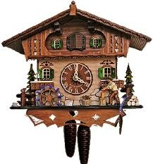 A Look at Cuckoo Clock Movement