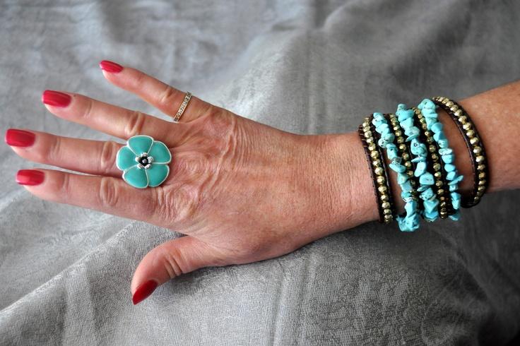 Love this look!  Premier Designs Jewelry rocks!!  www.facebook.com/PremierByCasey