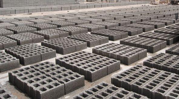 Asanduff blocks factory offers concrete blocks for Rastra block price