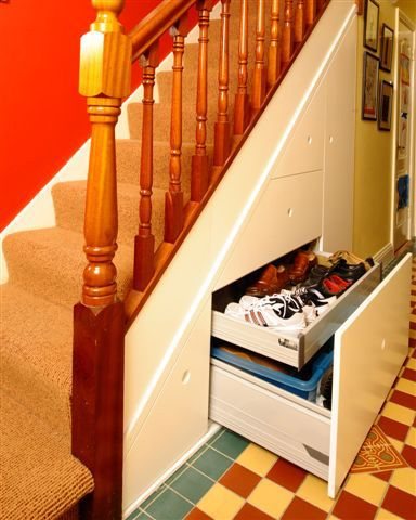 10 best Kitchens under stairs images on Pinterest