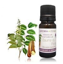 Ulei esential Balsam de Peru, balsam Tolu 10 ml