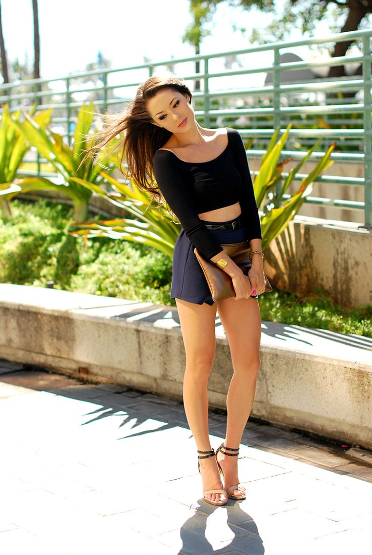 Hapa Time - a California fashion blog by Jessica - new fashion style - 2013 fashion trends: Meet Me at Midnight