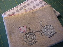 Check out this girl's Flickr page.... so much beautiful sewing!!