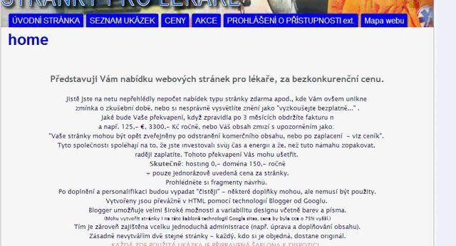 http://strankyprolekare.cz