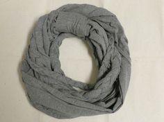como hacer bufandas de tela