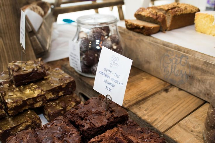 Eat N Mess gluten free cake shop in Sevenoaks