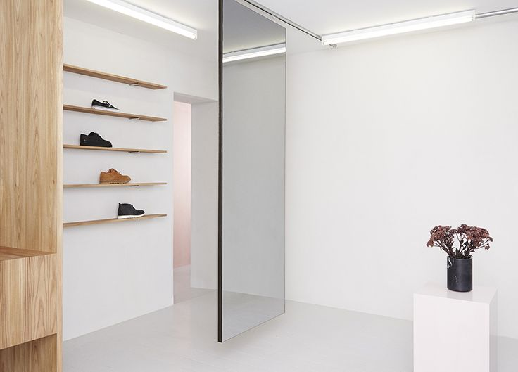 Frama Interior Architecture : Kream Concept Store shot by Claus Troelsgaard
