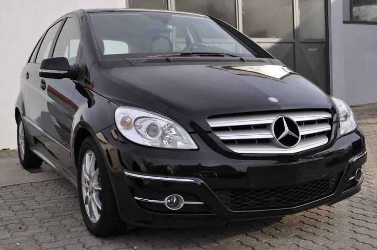 Mercedes Benz B180 Euro5 /Sitzheizung /Teilleder/ Metallic-Schwarz