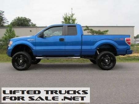 2010 Ford F-150 STX Lifted Truck
