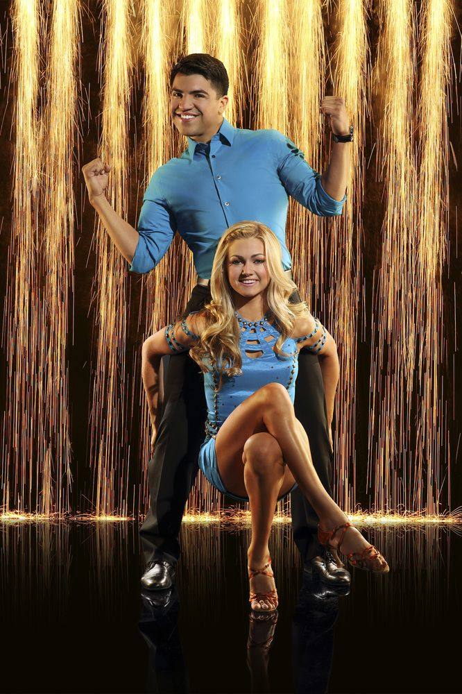 Victor Ortiz & Lindsay Arnold Season 16