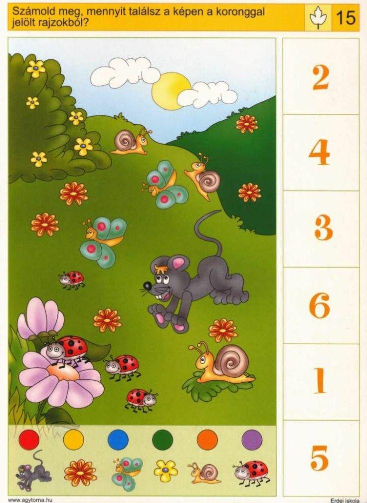 Piccolo: blad kaart 15