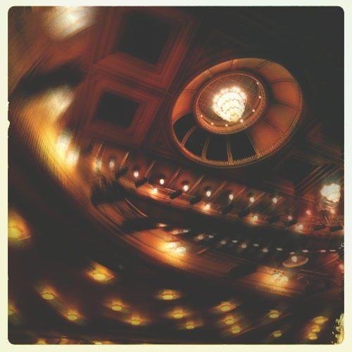 Festival Theatre Edinburgh.