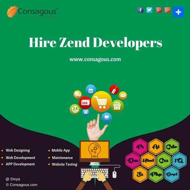 All business owners need to hire zend developers for e-commerce based website development and reach their business requirements. Take the advantage of zend development services from consagous technologies with flexible pricing packages.