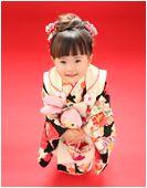 七五三 三歳 女の子|スタジオタカノ小岩(東京都江戸川区)