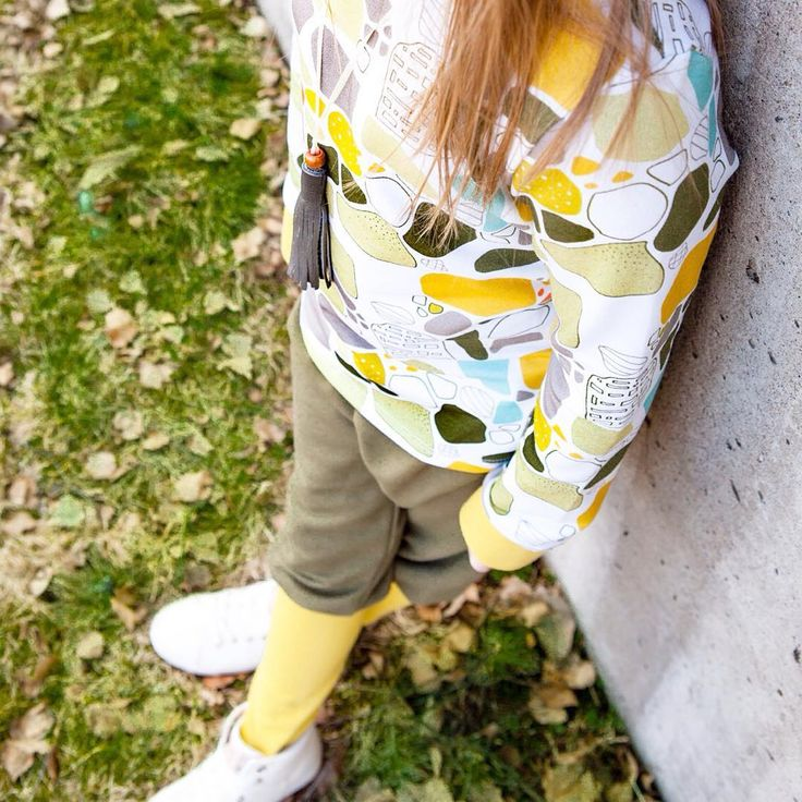 Ethical kids clothing made in Finland.