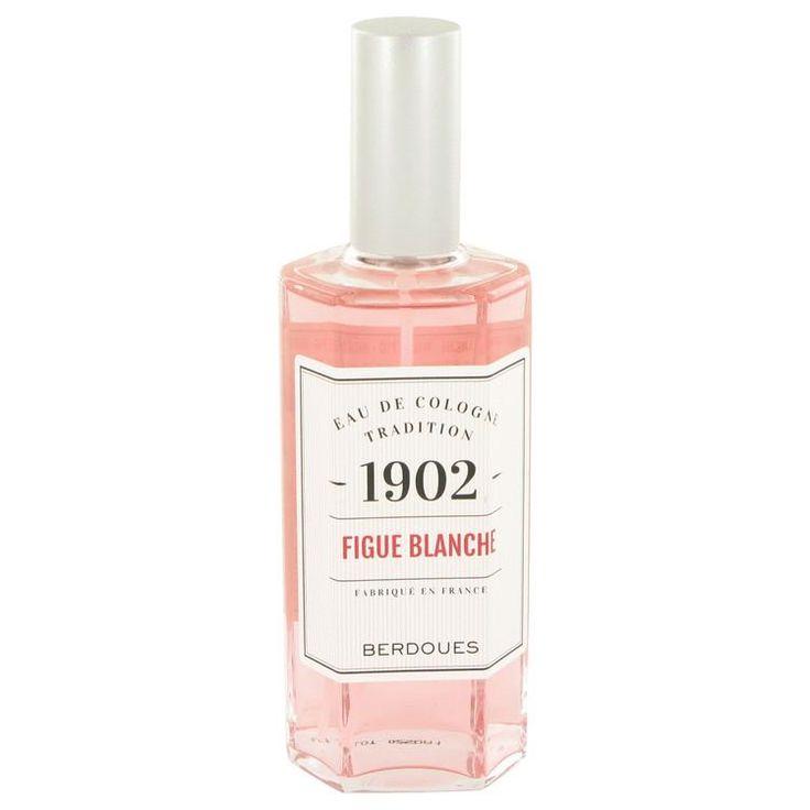 1902 Figue Blanche Eau De Cologne Spray (Unisex) By Berdoues