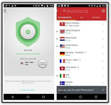 express vpn free version download