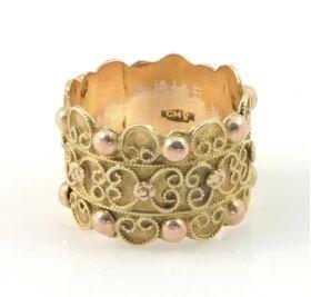 Gouden Sieraden :: Gouden Streeksieraden :: Zeeuwse Dopring
