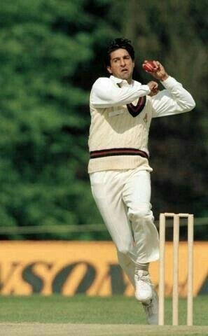 Wasim Akram - King of Swing