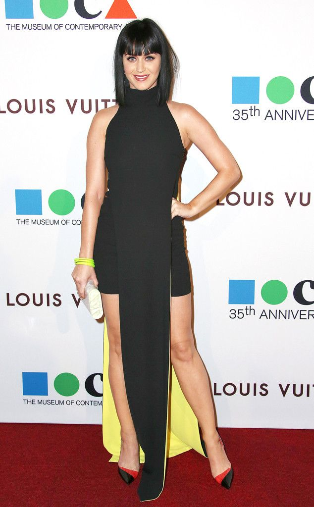 Katy Perry from MOCA's 35th Anniversary Gala Presented by Louis Vuitton