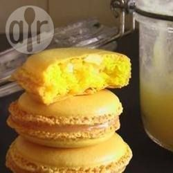 Recipe photo: Heavenly Lemon Macaroons